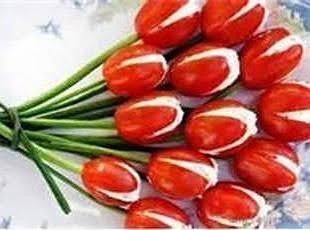 Tomato Tulips Recipe