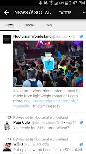 Insomniac Nocturnal Wonderland- screenshot thumbnail