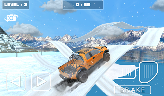 OffRoad 4x4 Hilux Hill Climb Jeep Driving - náhled