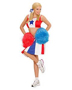 Dräkt, Cheerleader