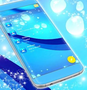 Téma SMS SMS s vodou - náhled