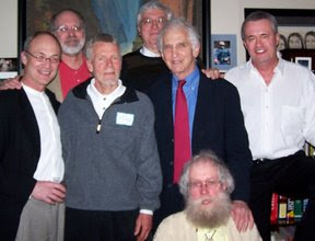 "Photo: ""Minnesota 8"" and Daniel Ellsberg (""Pentagon Papers"")"
