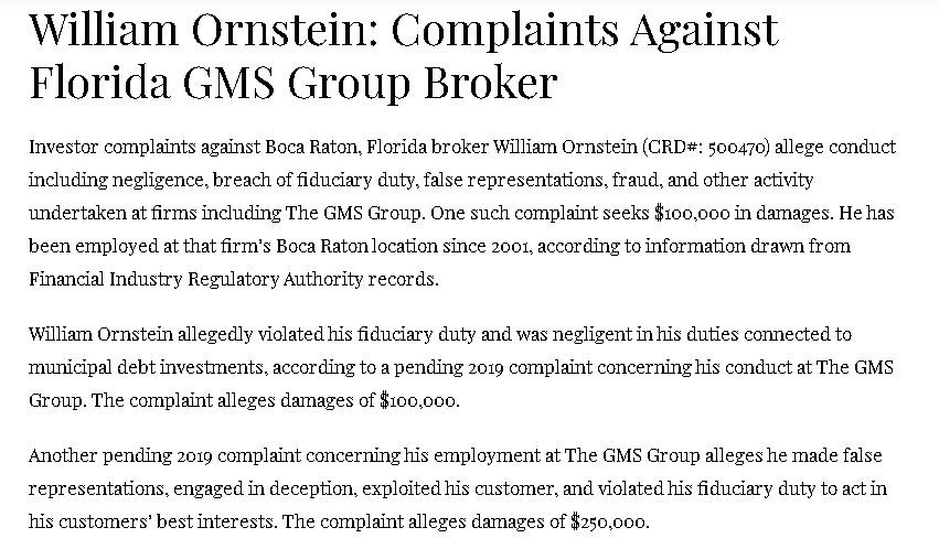 GMS Group scam 1