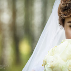Wedding photographer Ekaterina Brazhnova (braznova199223). Photo of 01.10.2016