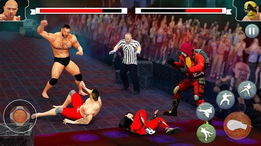 Pro Wrestling Battle 2019: Ultimate Fighting Mania apktreat screenshots 2