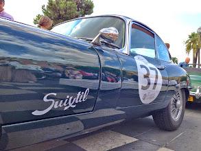 Photo: Suixtil, un sponsor de légende pour le 18e Jean Behra historique !