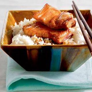 Braised Five-Spice Pork Liempo
