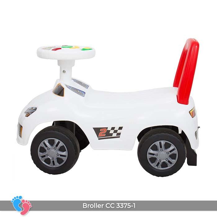 Xe ô tô chòi chân cho bé Broller CC-3375-1 có nhạc 6