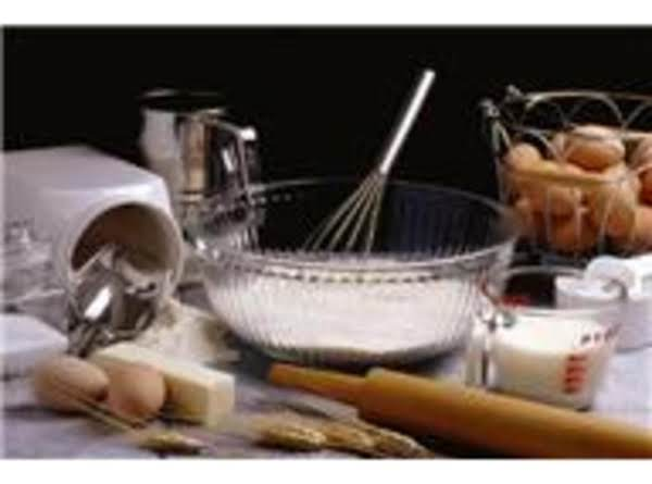 Baking And Cooking Tips Recipe