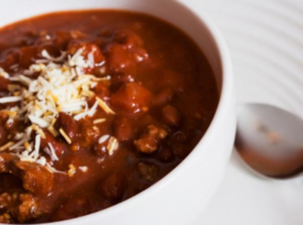 Tonya's Kickin' Chili Recipe