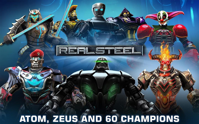 Скачать игру Real Steel на андроид бесплатно …