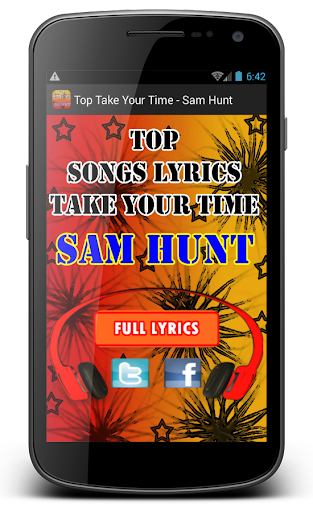 Top Take Your Time - Sam Hunt