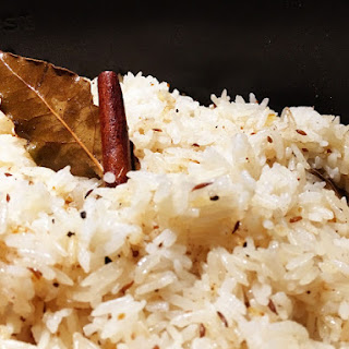 Turmeric Cumin Rice Recipes