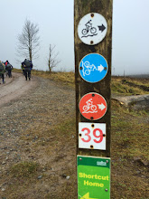 Photo: On the Beara-Breifne Way on the weekend of February 14th and 15th, 2015.  8 of 15