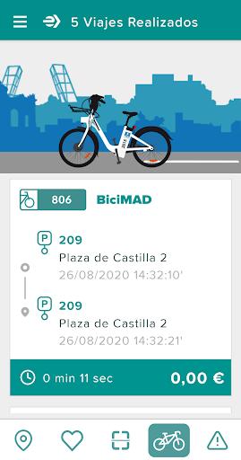 BiciMAD screenshot 8