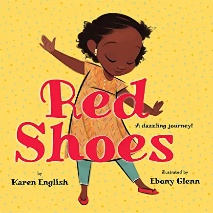 Red Shoes, By Karen English