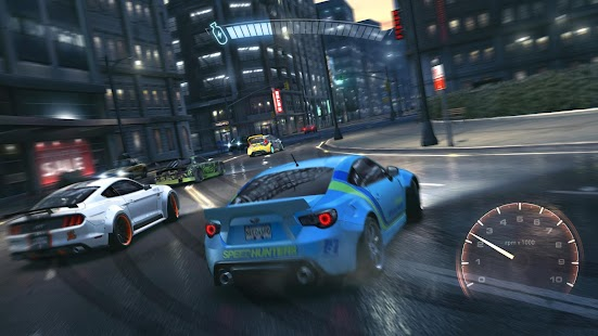 Need for Speed: NL Les Courses Capture d'écran