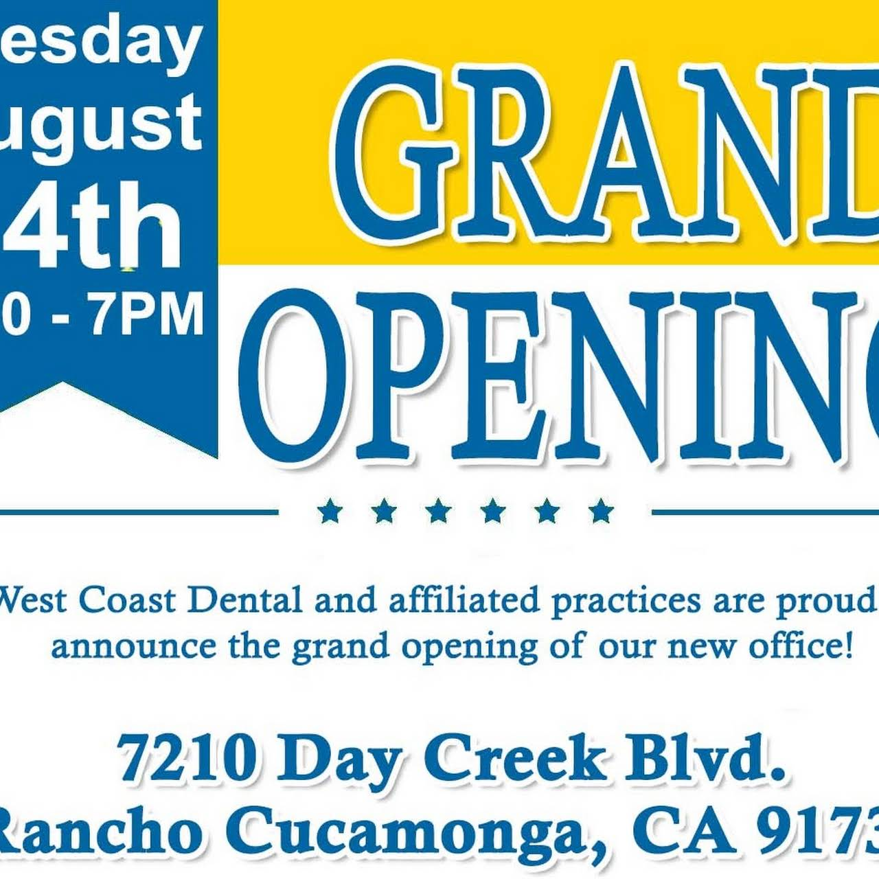 West Coast Dental of Rancho Cucamonga - Dentist in Rancho