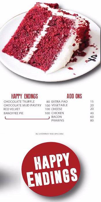 Hudson Cafe menu 5