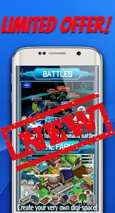 New DigimonLinks Tips - náhled
