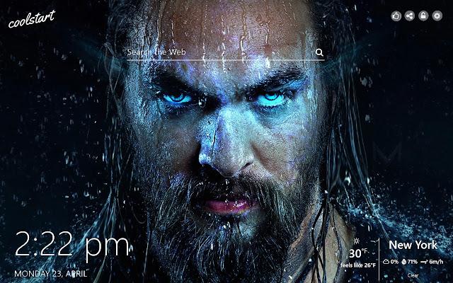 Aquaman 2018 HD Wallpapers Movie Theme