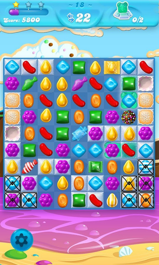 Candy Crush Soda Saga– captură de ecran