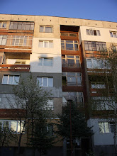 Photo: Arrival in Radomir...my apartment bloc for 2 months.