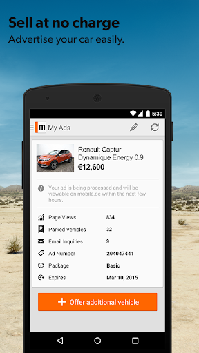 mobile.de u2013 vehicle market  screenshots 7