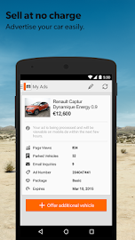 mobile.de – vehicle market Screenshot 7
