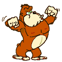 Retro Kong Jungle icon