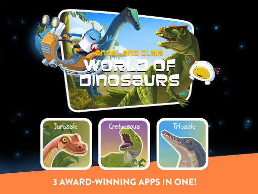 A C: World of Dinosaurs