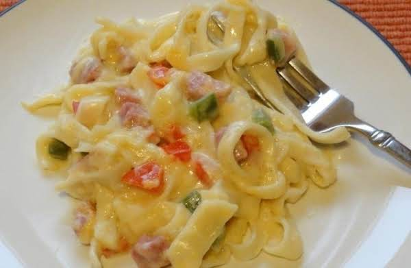 Ham And Pasta Casserole Recipe