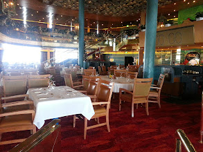 Photo: Rotterdam dining room on ms Ryndam