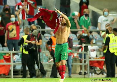 """Ronaldo savoure son record: """"C'est ce que j'aime le plus"""""""