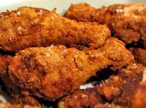 Col. Sander's Chicken Fix'ns Recipe