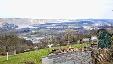 Photo: Harkortsee und Kaisberg von der Homberger Höhe aus.