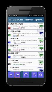 FLIGHTS Brisbane Airport - náhled