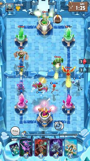 Clash of Wizards: Battle Royale captures d'u00e9cran 2