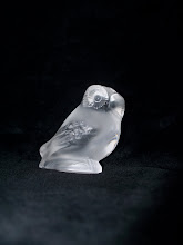 Photo: Lalique nyctal owl