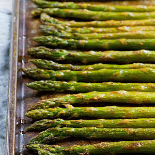 Smoked Paprika Roasted Asparagus.
