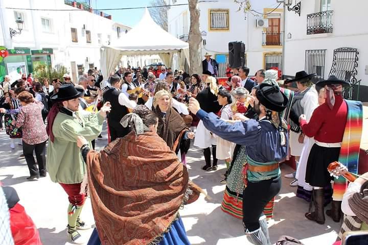 Chirivel honra a San Isidoro
