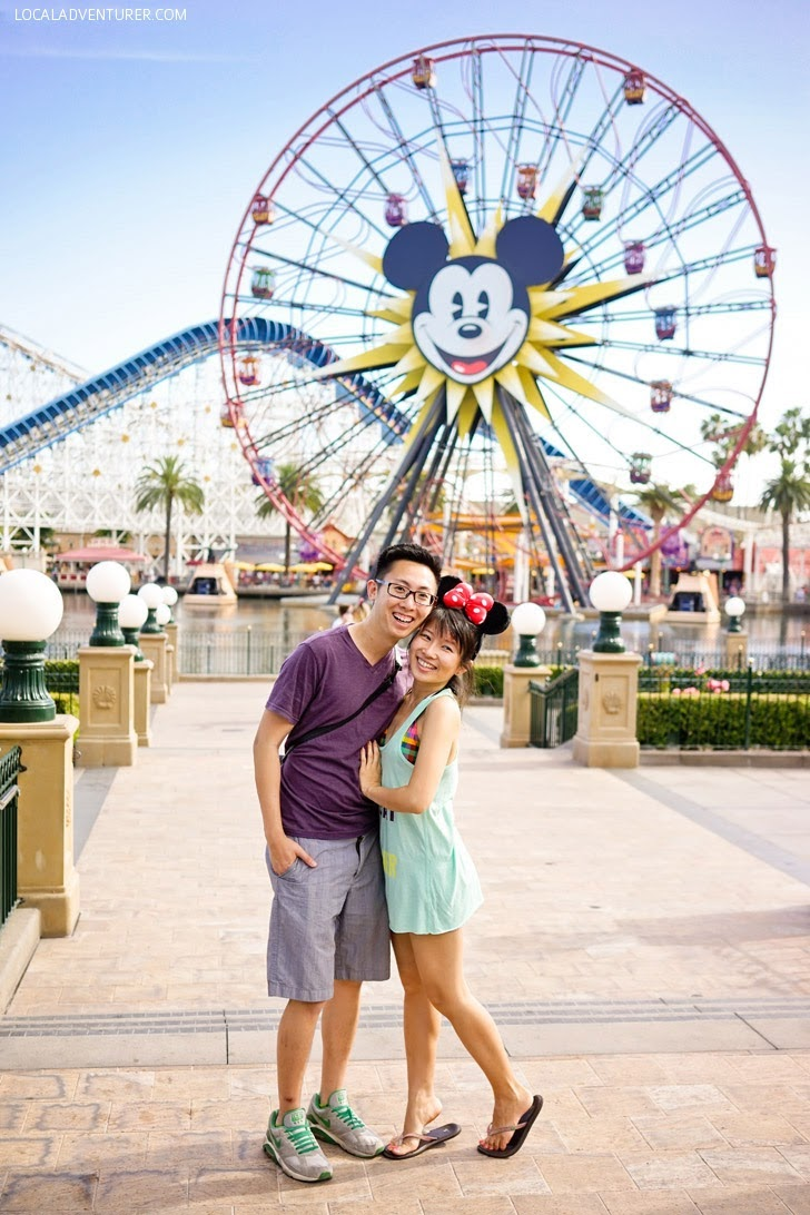 Disneyland (15 Popular Day Trips from San Diego).
