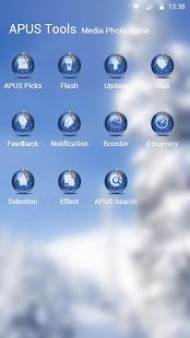 Tema Snow-APUS Launcher