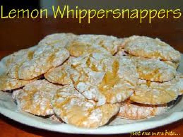 Lemon Whipper Snappers Recipe