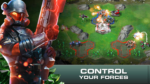 Command & Conquer: Rivals Varies with device screenshots 4