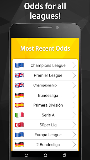 Odds & Bets LIVE screenshot