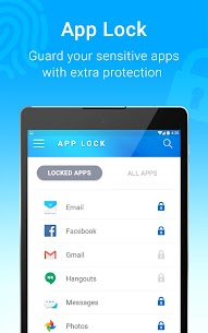 Applock Fingerprint Pro Mod Apk Latest [Premium] 10