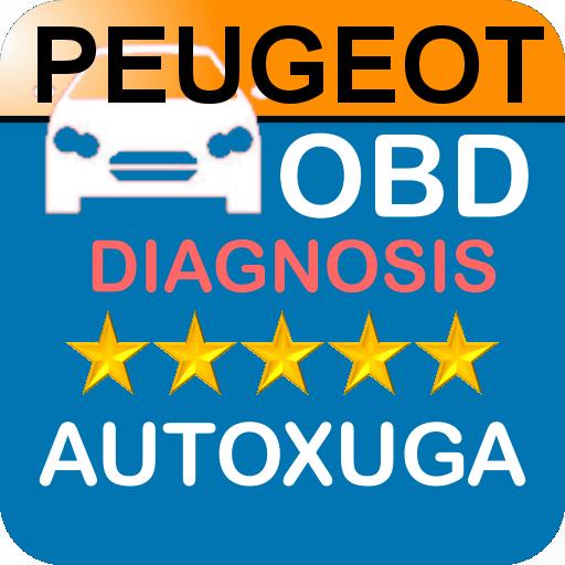 PEUGEOT diagnosis coches, lectura, borrado averías