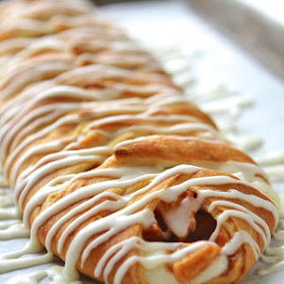 Cinnamon Cream Cheese Danish Crescent Rolls Recipes