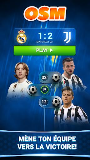 Online Soccer Manager (OSM)  captures d'écran 5